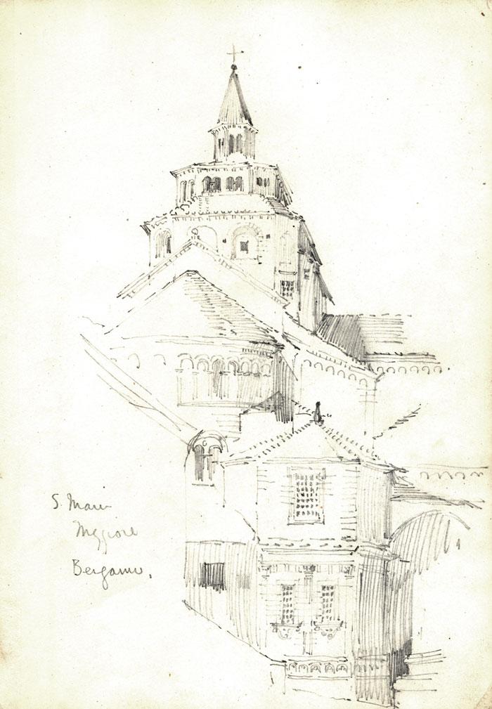 duncan shanks sketchbooks - gsa archives  u0026 collections
