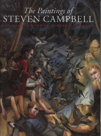 'The Paintings of Stephen Cambell: the Story So Far' by Duncan MacMillan