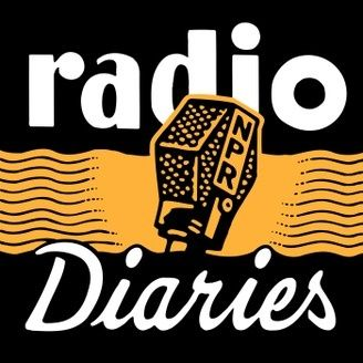 Radio Diaries Podcast Logo. Image courtesy of Radio Diaries