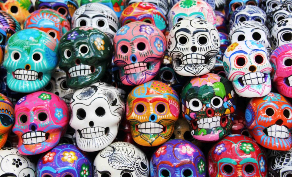 Day of the Dead Skills, image courtesy of Indiana State Museum