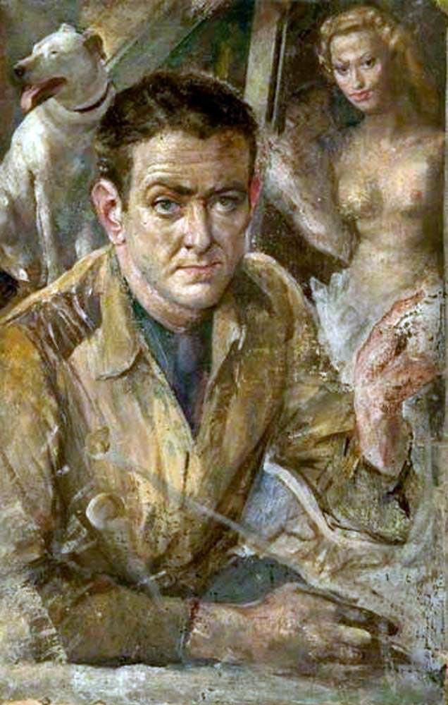 Self portrait of the artist (1925 – 1931) https://4.bp.blogspot.com/-RNT7_bcVKaI/T0rIRmjd2yI/AAAAAAAADts/whW0Yrf7_aA/s1600/Charles%2BCameron%2BBaillie%2B%2528British%252C%2B1925%2B-%2B1931%2529.jpg