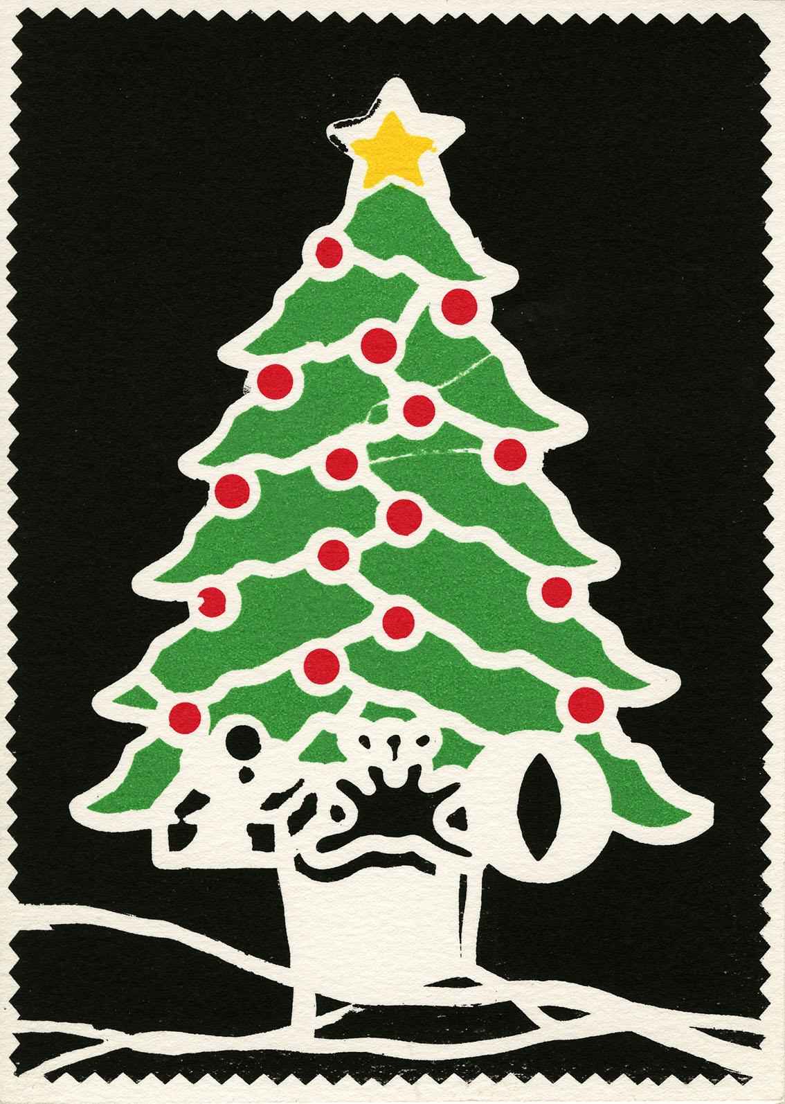 Cracking Christmas Cards Gsa Archives Collections